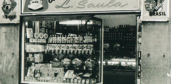 Cafè Saula 1950