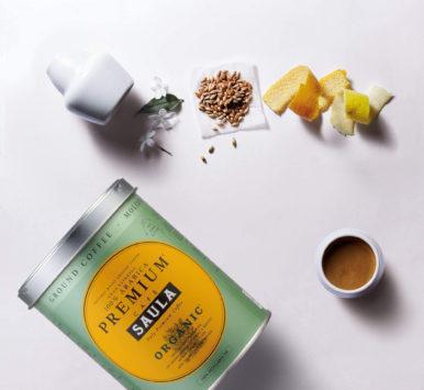 Café Ecológico 100% Arábica Saula