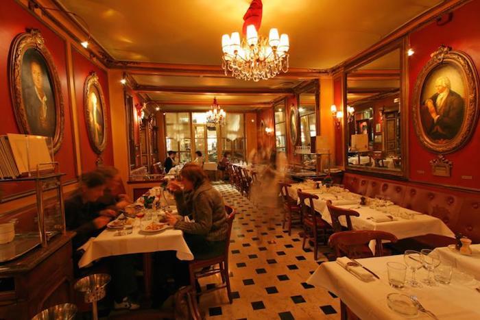 Els millors cafès de Paris