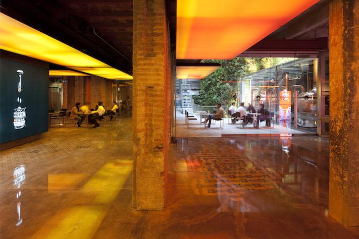 Fàbrica Moritz, el alma cervecera de Barcelona