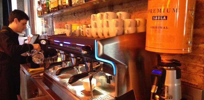 Fàbrica Moritz i Cafè Saula