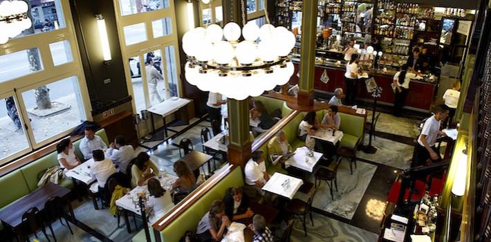 Bar Velódromo i Cafè Saula