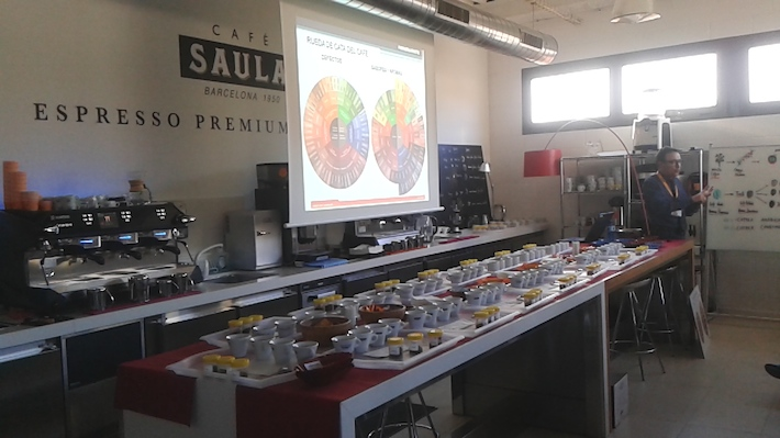 Nou curs a l'Espresso Premium Training de Saula