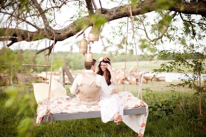 Com seria un casament ritualer?