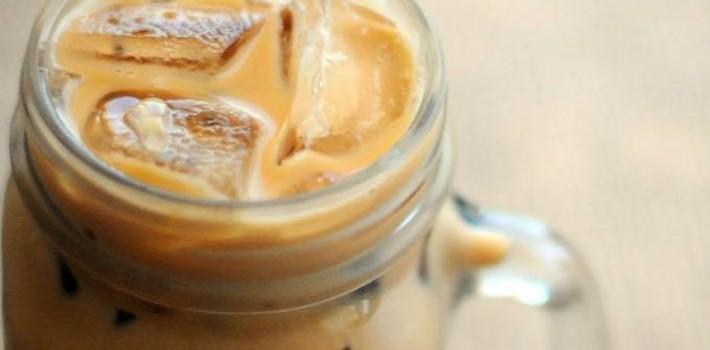 Café Saula helado