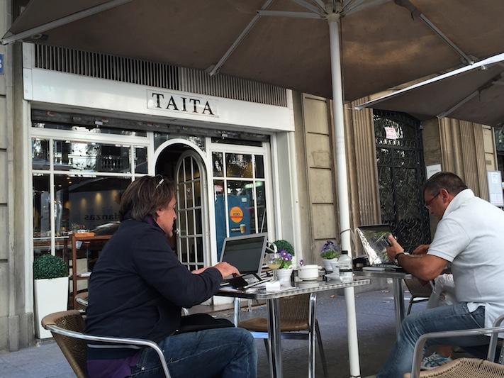 Taita 2, un lloc de trobada