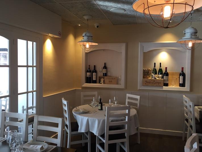Cheche Restaurant, qualitat a peu de platja