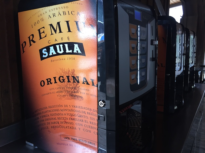 Café Saula s'estrena a Port Aventura