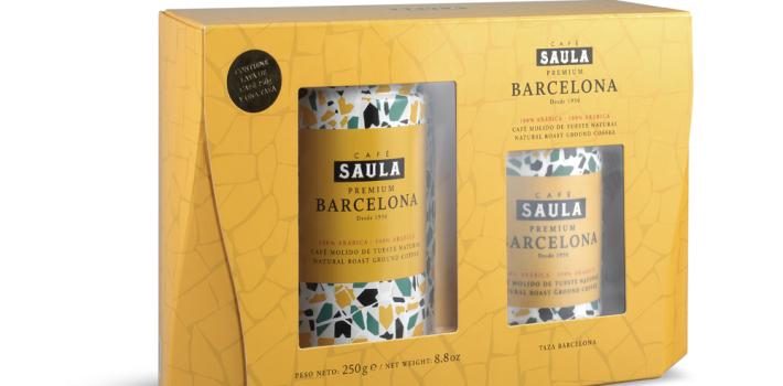 Cafe Saula Premium Barcelona Modernismo