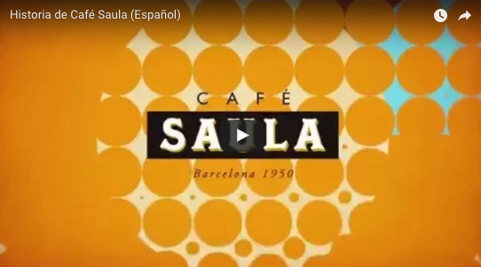 historia de café saula video
