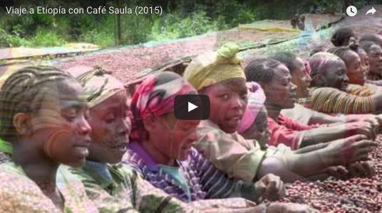 Etiopia con Café Saula