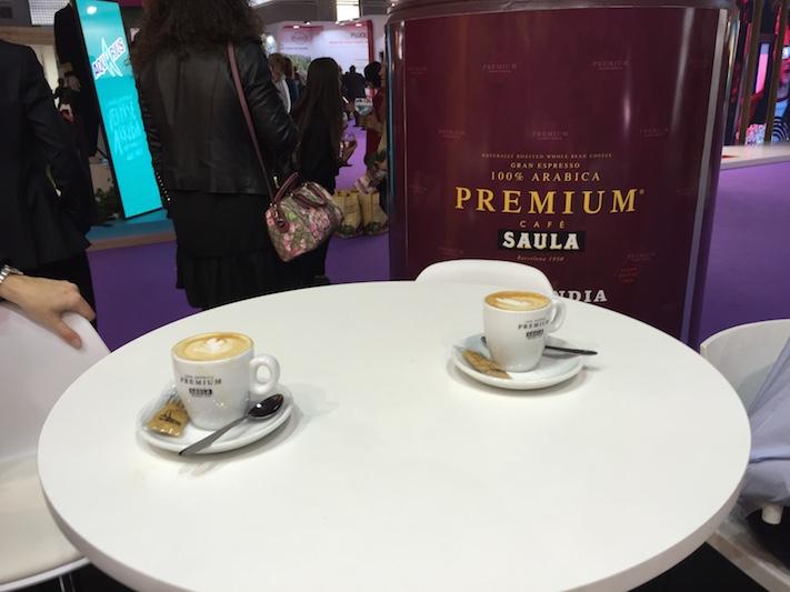 Café Saula participa en el Saló Alimentaria 2016