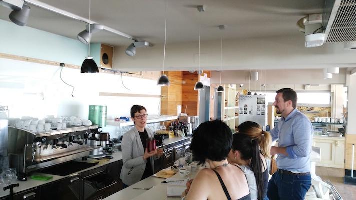Hola Ola Playa se suma a nuestra formación barista