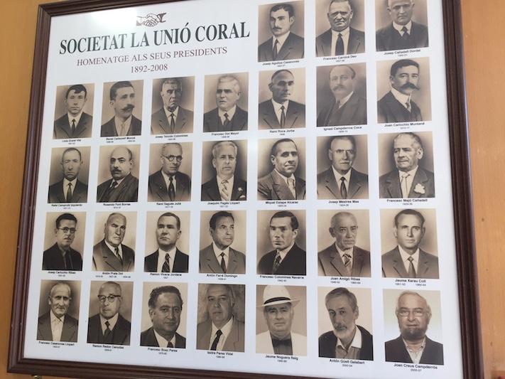 La Unió Coral, bar històric de Sant Feliu de Llobregat