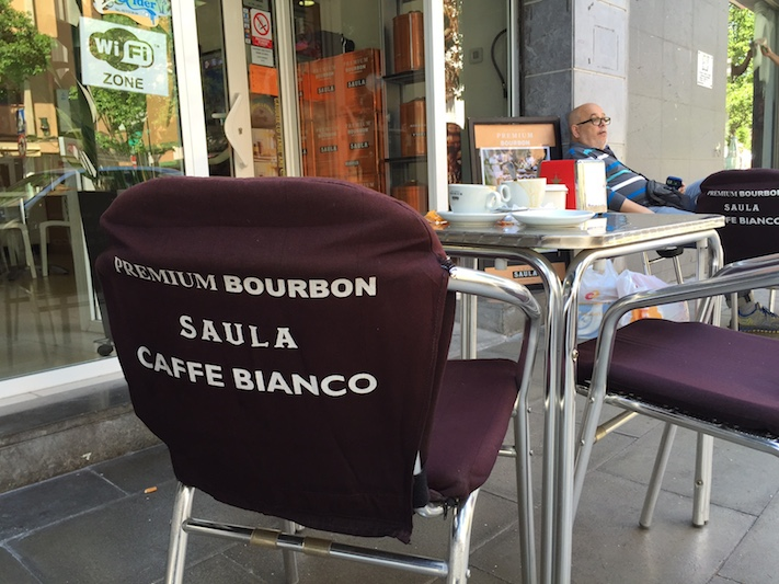 Cafe Bianco, especialistes en Premium Bourbon