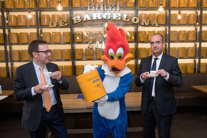 Café Saula signa en exclusiva per 6 anys amb Port Aventura