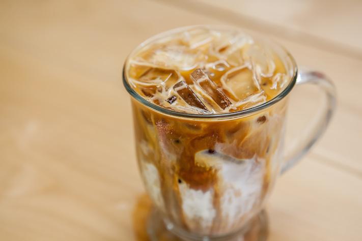 Café gelat
