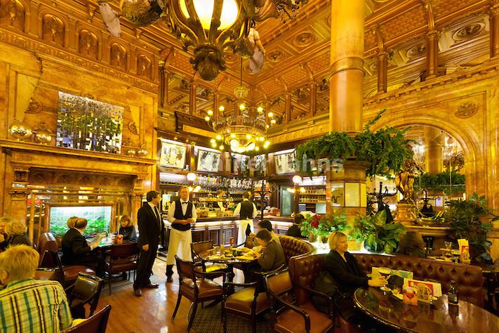 Els cafès més emblemàtics d'Europa