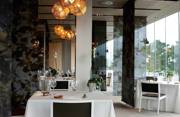 El restaurant Azurmendi aposta per la nostra Tassa Sommelier