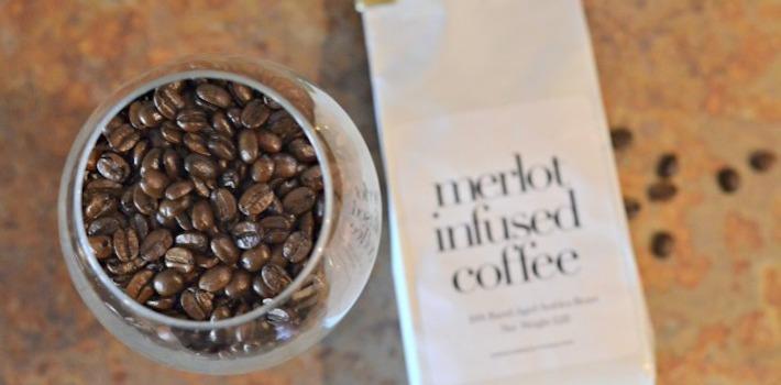 cafe infusionado vino