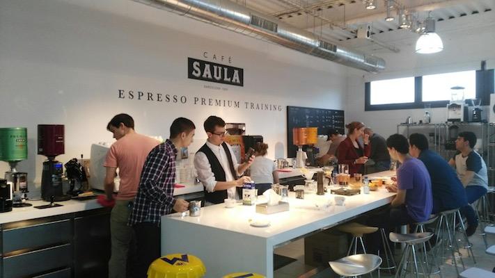 S'inicia el concurs 'El sommelier del cafè'