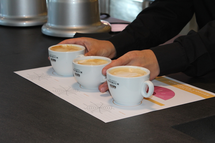 Celebrada la semifinal del concurs 'El sommelier del cafè'