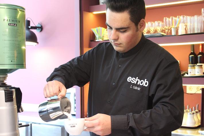 Celebrada la semifinal del concurso 'El sommelier del café'