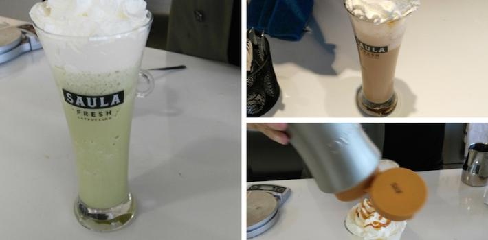 productos verano cafe saula