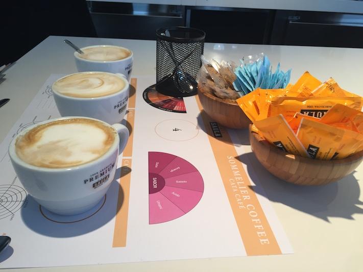 concurso sommelier del cafe
