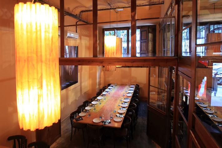 Restaurant El Foro: art, gastronomia i cultura