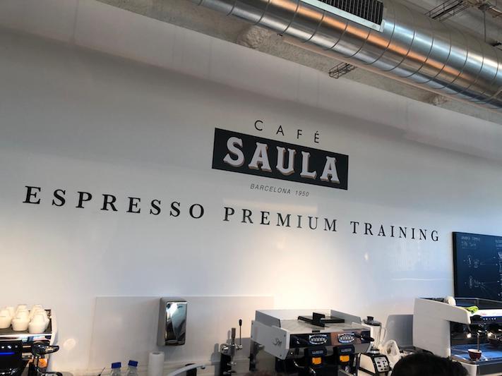 Café Saula hace un nuevo curso de formación a los alumnos de la Eshob