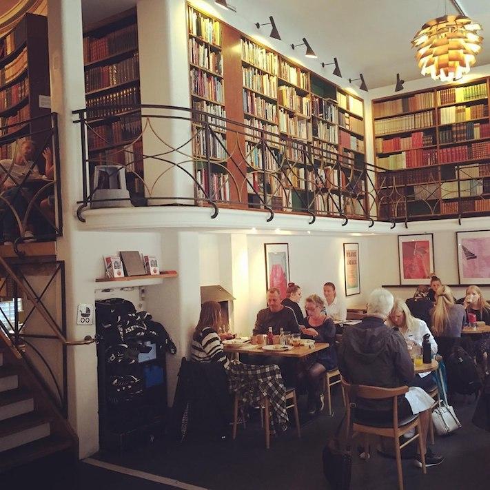 Copenhague, la capital del Hygge alrededor de una taza de café