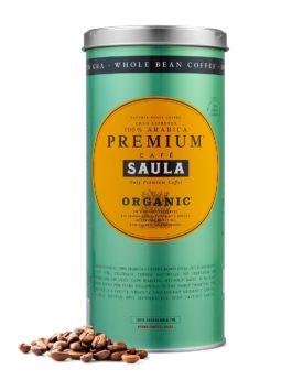 Café en grano Ecológico Saula