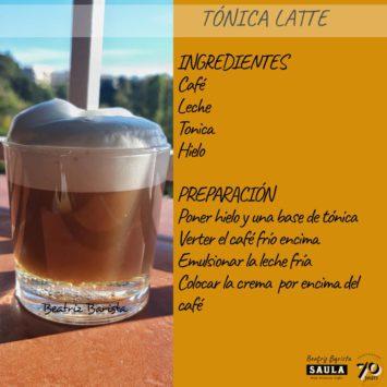 tonica latte