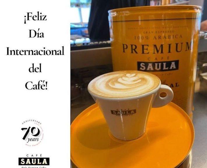 Feliz Día Internacional del Café!