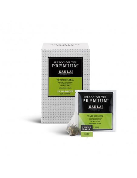 FLORAL GREEN TEA