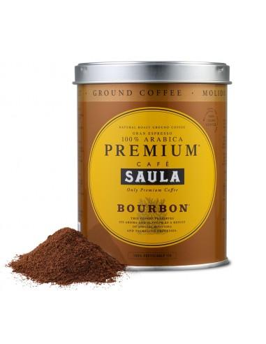 Gran Espresso Premium Bourbon Molt