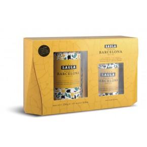 3 latas de cápsulas compostables con café orgánico