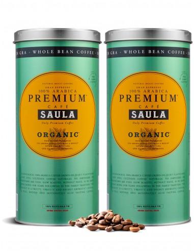 Pack 2 latas Gran Espresso Premium Ecológico