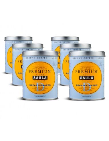 Pack 6 can Gran Espresso Premium...