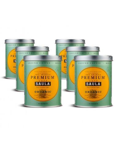 Pack 6 latas Gran Espresso Premium...