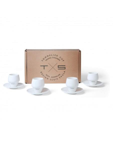 Taza sommelier café espresso Saula