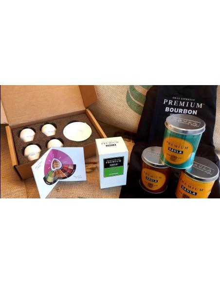 pack premium molido