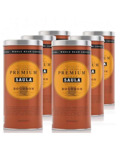 Pack 6 Gran Espresso Premium Bourbon...