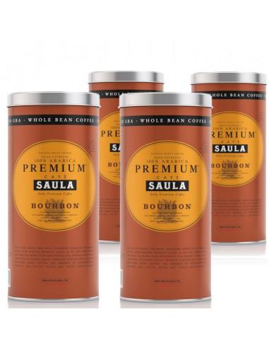 Pack 4 Gran Espresso Premium Bourbon...