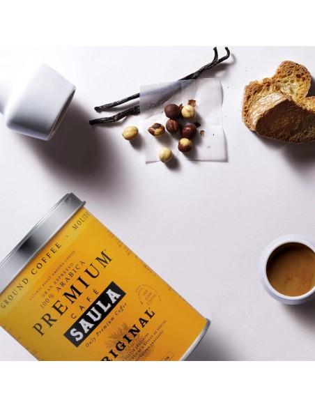 aroma café saula original molido
